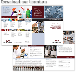 Plesh enables companies to cost effectively outsource development, production and packaging of low to high volume difficult to produce and handle complex products - Download Our Brochure